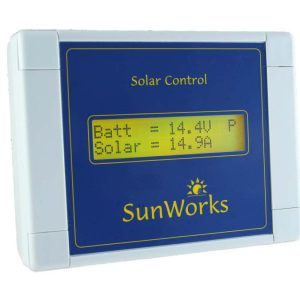 solar panel charge controller