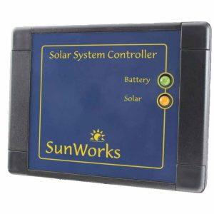 solar panel charge regulator
