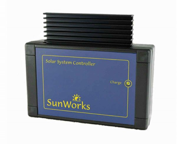PWM solar panel charge controller