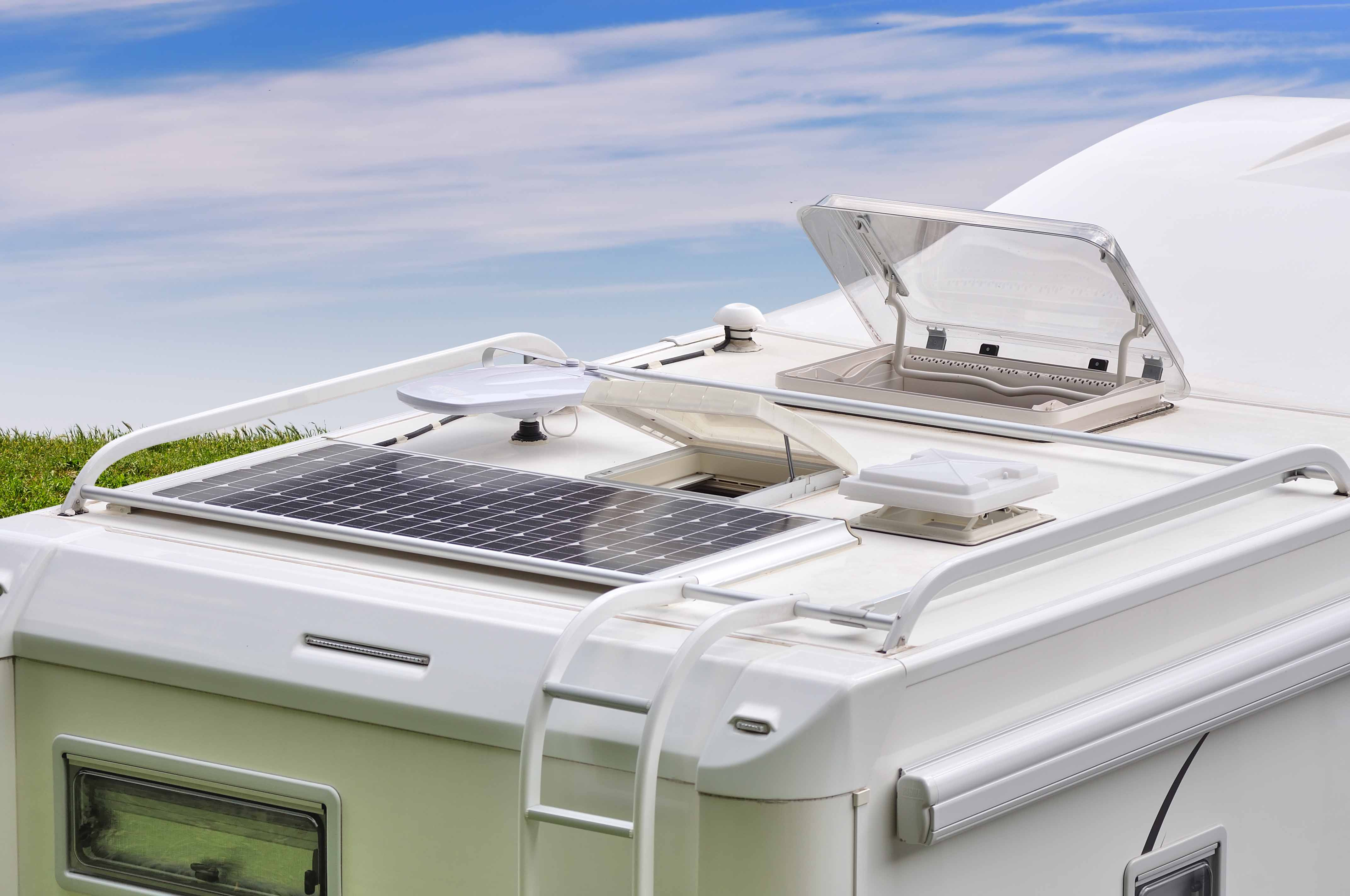 Sunworks Solar Panels And Kits For Motorhomes Boats And