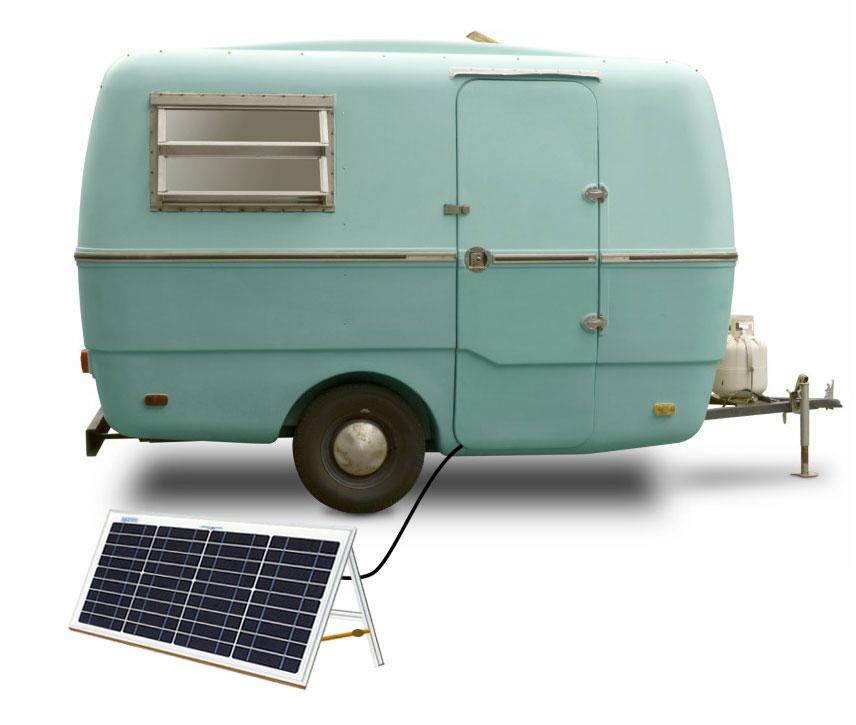 Caravan Solar Panels Everything Solar For Your Caravan
