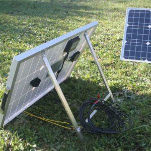 Portable solar panel