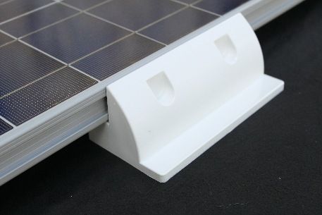 Solar Panel Short Side Mounts Guaranteed For 20 Years