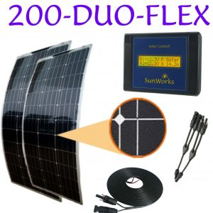 solar panel kits for camper-vans