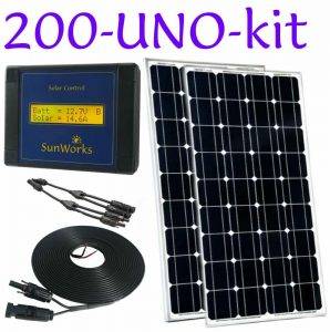 solar panel kit for boat