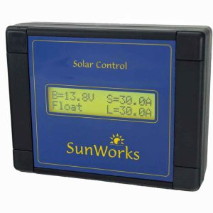 Solar Charge Controller Remote Display