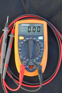 Fault finding solar panel systems. Current measurement. Click to expand.