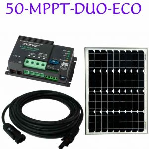 motorhome mppt solar panel kit