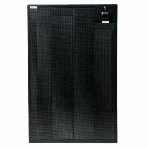 24 volt semi flexible solar panel
