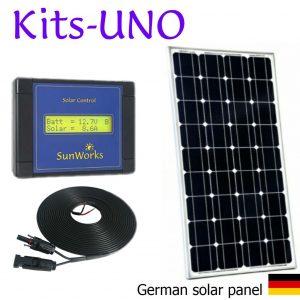 Solar Panel Kits. Premium