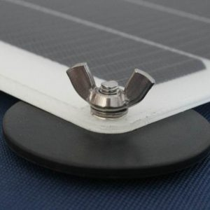sprayhood solar panel