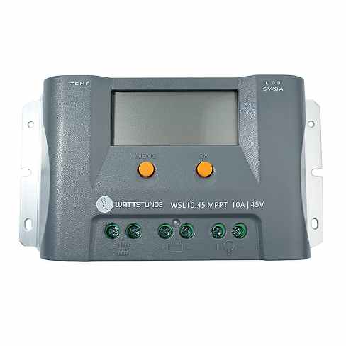 MPPT charge controller 10 amps