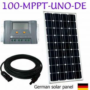 mppt solar panel kit for motorhomes