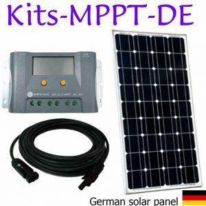 Solar Panel Kits. Premium. MPPT