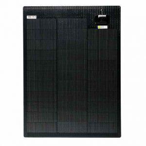 marine semi flexible solar panel