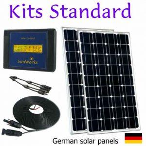 Solar Panel Kits: Rigid Framed